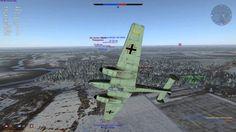 #War #Thunder Корсунь #Bf110C-4