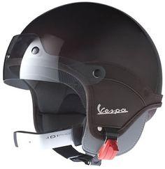 vespa soft touch helmet – terra toscana