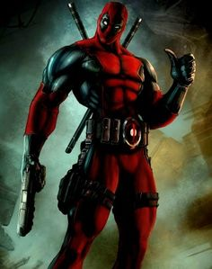Deadpool Who Is He Cosplay Costume Deadpool Style 101- The Way To Look Good