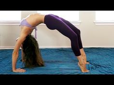 Flexibility Challenge - Back Bend Stretches & Tutorial For Gymnastics & Dance - YouTube