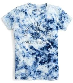 531a3a404167f7 crewcuts by Montauk Tie Dye T-Shirt  featuring shirt casual Tie Dye