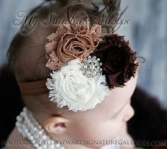 A place to buy all things hairbow! Elastic, chiffon flowers, jewels.
