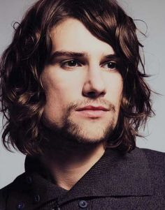 Hairstyles For Long Hair Men Adorable Men Hairstyles 2014 Medium  Google Search  Men  Pinterest  Men