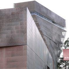 San Francisco,  de Young Museum,  M. H. de Young Memorial Museum,  Opening of the New Museum in 2005,  Herzog & de Meuron,