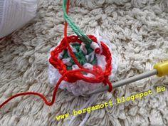 Idén majdnem kiment a fejemből a kokárda, de szerencsére időben jött az emlékeztető /köszi B. :)/. Gyorsan rákerestem, de nem találtam semm... Friendship Bracelets, Crochet Necklace, Crochet Collar, Friendship Bra