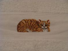 Toalha de gatinhos