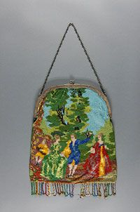 Bag French ca. 1900