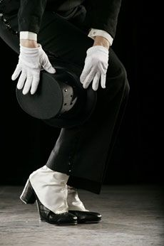 Tap Dance - Started in NY in the 1830s and is a fusion of African Shuffle with Irish, Scottish and English step dances.