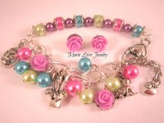 Hey, I found this really awesome Etsy listing at https://www.etsy.com/listing/181794803/easter-bracelet-easter-pink-bracelet