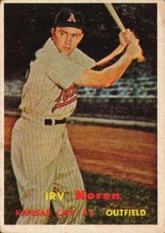 298 - Irv Noren DP - Kansas City Athletics