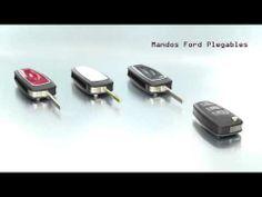 Video mando Ford plegables
