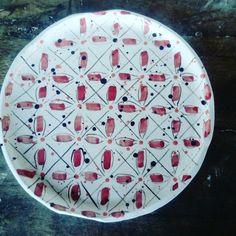 New ceràmics plates   #ceramicdesign #pottery #pollensa #mallorca #spain #comida #restaurant #sumer #artisan #verano#pollensa #mallorca #handmade