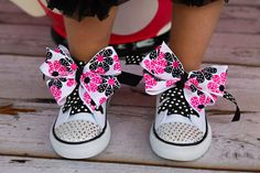 Swarovski Crystal Bling Shoes for Toddlers Size 9 by MReeseDesigns, $44.95