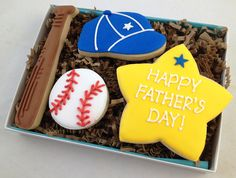 Father's Day Cookie Card - $10.00
