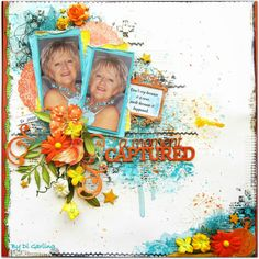 """Di's Creative Space: My 2 Crafty Chipboard March DT RevealPart Two""""A Moment Captured"""""""