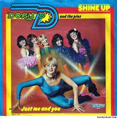 Shine Up  #record #cover #art