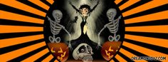 Betty Boop Pictures Archive: Halloween