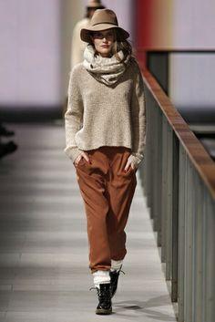 Yerse - Pasarela 080 Barcelona Fashion Colección Otoño-Invierno 14/15 - Own Heritage  Vogue.es