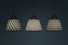 """German designers from Fifti-Fifti have created the """"Take-Off Light"""" which a handcraft lamp made entirely of paper."""
