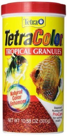 Tetra 16262 TetraColor Tropical Granules, 10.58-Ounce, 1-Liter - http://darrenblogs.com/2015/12/tetra-16262-tetracolor-tropical-granules-10-58-ounce-1-liter/