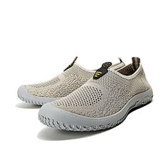 Men Mesh Color Match Breathable Soft Casual Sport Slip On Flat Shoes Men's Shoes, Dress Shoes, Flat Shoes, Sport Casual, Men Casual, Unique Shoes, Fashion Flats, Types Of Shoes, Shoes Online