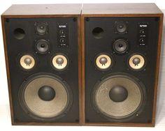 Pioneer CS-811A Speakers