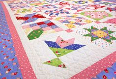 Piece N Quilt: Back to School With Pam Kitty Love & Fat Quarter Shop