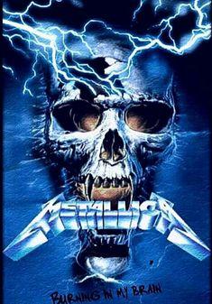 Metallica is one of my favorite Heavy metal bands!!😎🤟