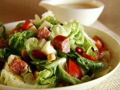Italian antipasta salad.... Giadia..THIS LOOKED REALLY GOOD ... Has 68 reviews... This makes a lot!