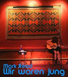 """Das Cover meiner Kurzgeschichte """"Wir waren jung"""" (veröffentlicht im August 2013).  Mehr Infos zum Buch gibt es hier: http://www.bookrix.de/_ebook-mark-read-wir-waren-jung/"""