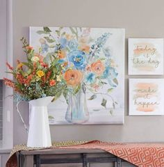 Signature Homestyles, Photo Checks, Furniture Decor, Make It Yourself, Shit Happens, Prints, Style Ideas, Runners, Florals