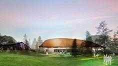 https://www.facebook.com/thehienkientrucdotcom Trung tâm thể thao cộng đồng VELODROMES -EDMONTON ,CANADA (KTS FAULKNER BROWNS )