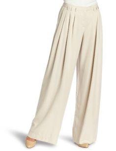 Robert Rodriguez Women`s Wide Pleated Pant $74.16 - $148.93