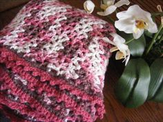 Wubby crochet blanket by MYBLUEPEACOCK