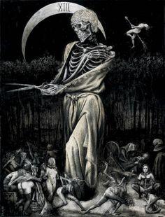 Santiago Caruso, Dark Symbolist — Dark Art & Craft