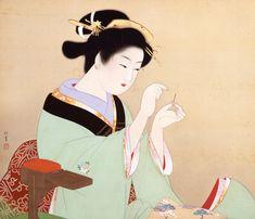 ITO Shinsui (Painter, Japan)