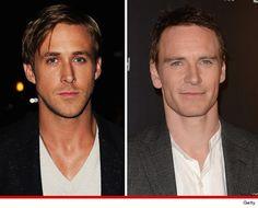 Ryan Gosling vs. Michael Fassbender: Who'd You Rather?! RGosling <3