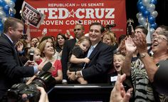 Ted Cruz represents virtually everything wrong about the GOP today.