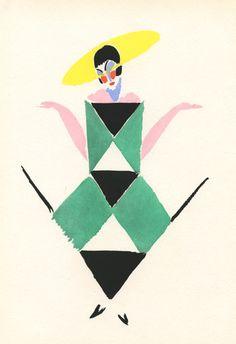 Sonia Delaunay 1969