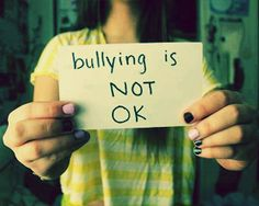 bullying quotes - Google Search To learn more about what are school is doing to bring awareness to this cause follow this link@  http://www.icademy.com/about/news-announcements/october-2013-national-bullying-prevention-month