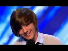 Louis Tomlinson X Factor Audition  It's what you do to me <3