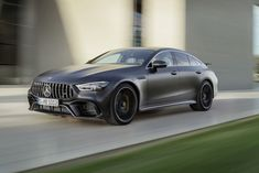 Mercedes-AMG revealed its standalone sedan on Tuesday at the 2018 Geneva International Motor Show, ahead of the vehicle's sales launch late this summer. The Affalterbach tuner is referring to the car as the GT 4-Door Coupe, with the naming practice in keeping with parent company Mercedes-Benz's penchant for calling anything with a low roof a coupe, hence…