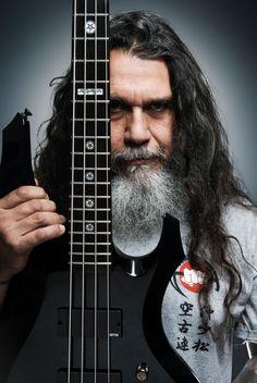 Tom Araya  Slayer 