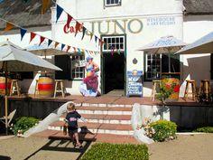 Café Juno - 191 Main Road, Paarl.