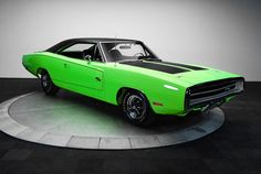 Sub Lime 1970 Dodge Charger R/T Stroked to 8.1-Liters; And It Could Be Yours » AutoGuide.com News