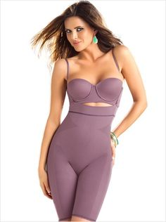 66345db0ca Shapewear. Invisible! Strapless Bodysuit Shaper.