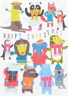 print & pattern: PAPERCHASE - xmas cards part.8