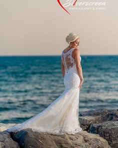Lightweight silk, chiffon or lace are ideal wedding dresses for your perfect wedding by the beach in Spain.  The layout of the seafront blessing is stunning and a perfect location for your beach wedding blessing at Sunset Beach Club.  Wedding Photography by Sunset Beach Club Photographer, Dougie Farrelly, Silverscreen Photography & Video   Sunset Beach Club Wedding Photographer & Videographer Wedding Blessing, Wedding Day, Wedding Groom, Just Married, Getting Married, Sunset Beach Weddings, Dress For You, Perfect Wedding, Wedding Photos
