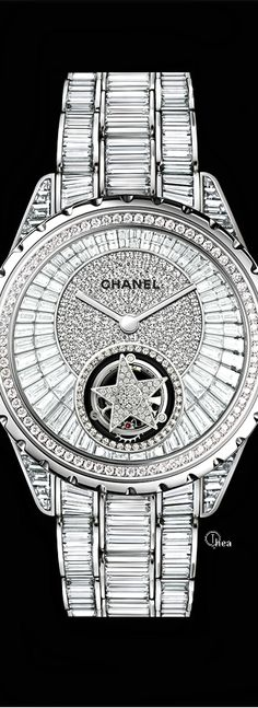 ~Chanel J12 Tourbillon Volant Comète | House of Beccaria