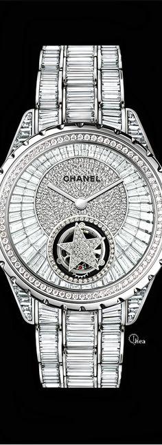 ~Chanel J12 Tourbillon Volant Comète | House of Beccaria
